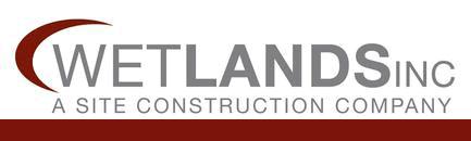 Wetlands Incorporated - landscape construction